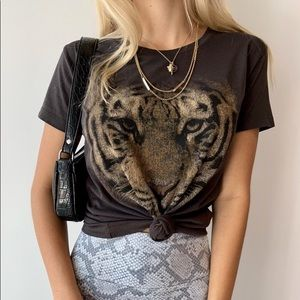 chaser tiger t shirt